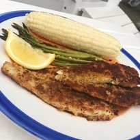 great fish catch summer corn