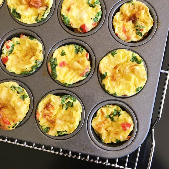 egg muffins