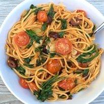 salad pasta