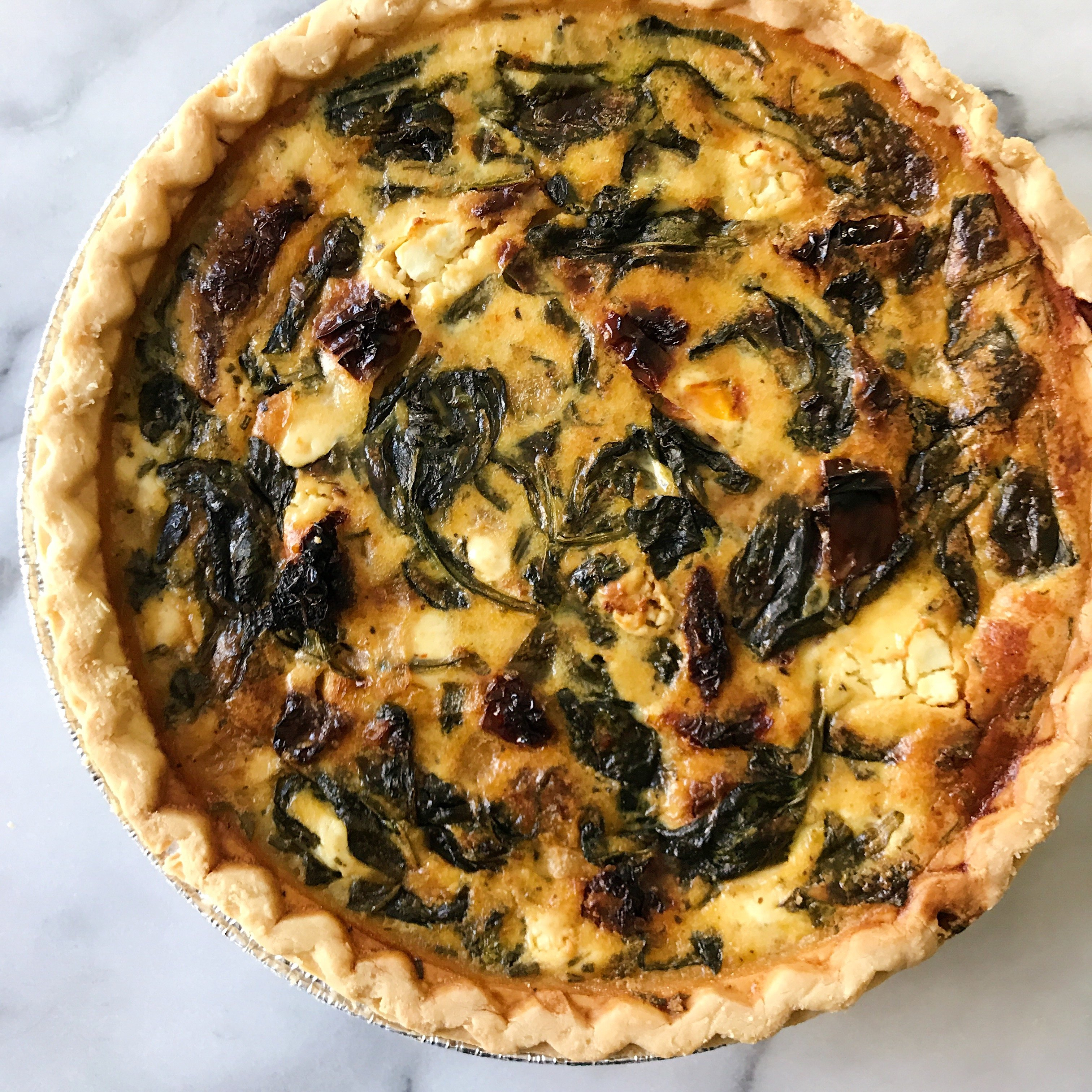Whole Foods Quiche Order