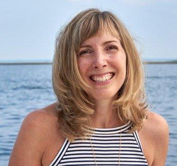 portrait of Karen, Healthy Gluten-Free Family mom
